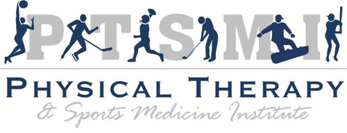 PTSMI Logo - Visit or contact us in Coeur d'Alene, Idaho, for physical therapy, sports medicine, and rehabilitation work!